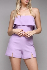 Do & Be Strapless Romper - Product Mini Image