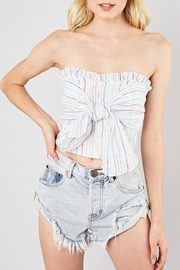 Do & Be Strapless Top - Product Mini Image