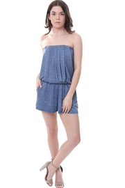 Ariella Strapless Tube  Jumper - Front cropped