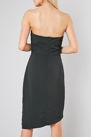 Do & Be Strapless Wrap Dress - Other