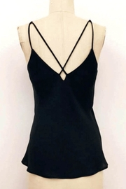 Ambiance Strappy Back Cami - Front full body