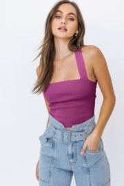 Le Lis Strappy Back Crop Top - Product Mini Image