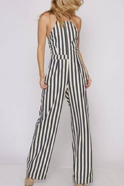 Fantastic Fawn Strappy-Back Halter Jumpsuit - Product Mini Image