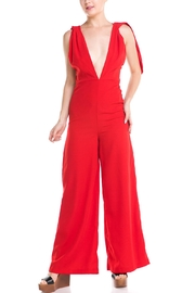 Do & Be Strappy Back Jumpsuit - Product Mini Image