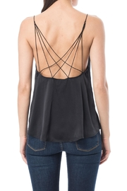 Cami NYC Strappy Black Cami - Product Mini Image