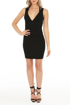 Shoptiques Product: Strappy Bodycon Dress