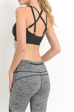 Mono B Strappy Bra Top - Product List Image