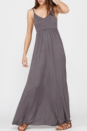 Wishlist Strappy Charcoal Maxi - Product Mini Image