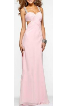 Shoptiques Product: Strappy Embellished Gown