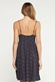 Love Stitch Strappy Eyelet Dress - Back cropped