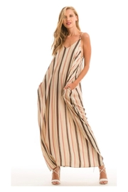 Polly & Esther Strappy Maxi Dress - Product Mini Image