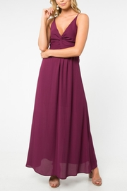 Everly Strappy Maxi Dress - Product Mini Image