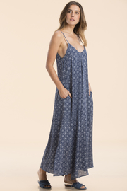 Elan Strappy Maxi Pocket Dress - Product Mini Image