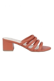 Compania Fantastica Strappy Mules - Side cropped
