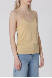 HYFVE Strappy racerback tank top - Front cropped