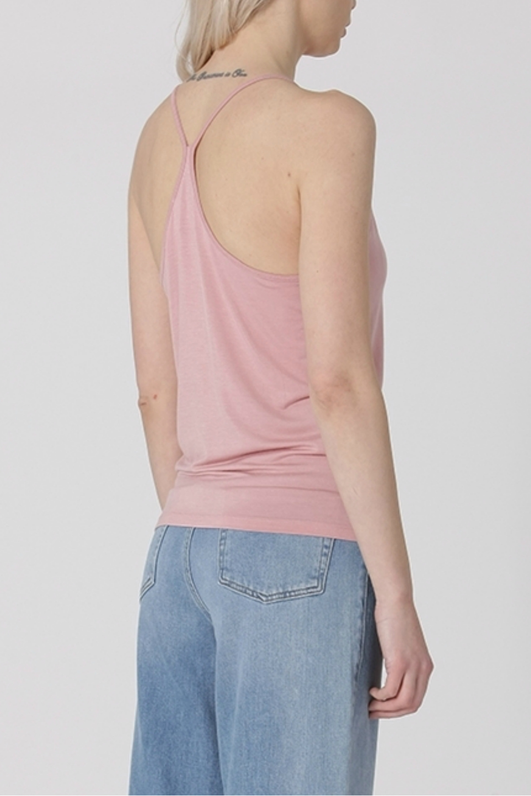 HYFVE Strappy racerback tank top - Front Full Image
