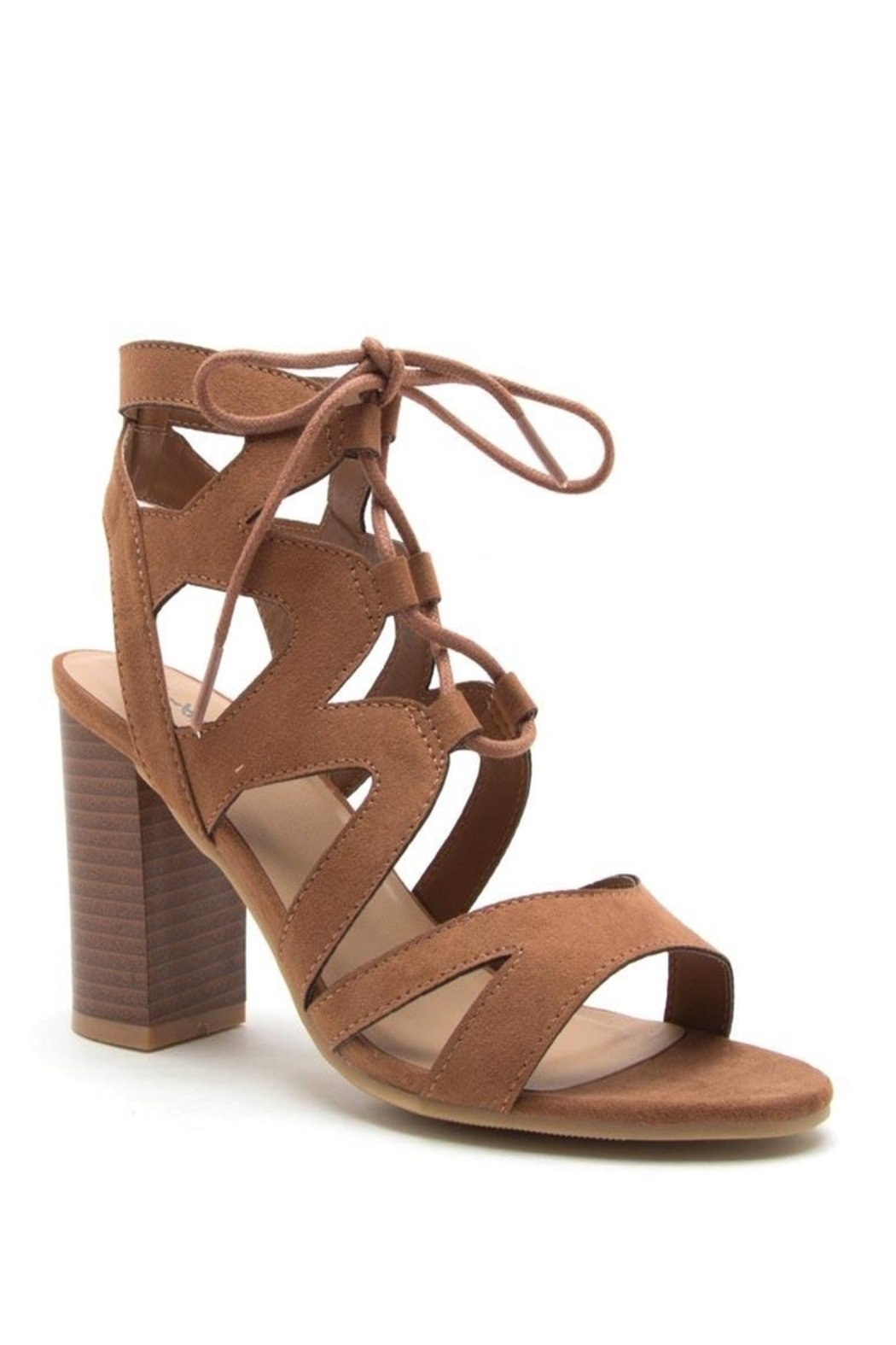 daf1e044b4a Qupid Strappy Sandals from Orlando by Zingara Souls — Shoptiques