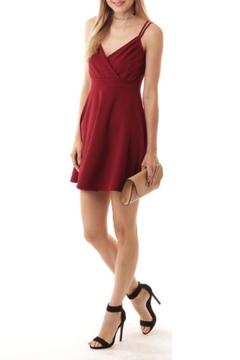 ijoah Strappy Skater Dress - Product List Image