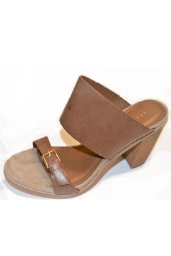 Very Volatile Strappy Tan Sandals - Product List Image