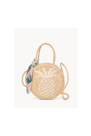 Spartina 449 Straw Beach Tote - Front cropped