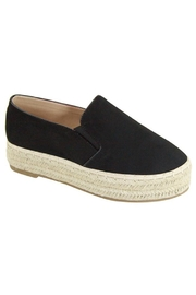 Bella Marie Straw Bottom Espadrille - Product Mini Image