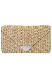 Wild Lilies Jewelry  Straw Envelope Clutch - Product Mini Image