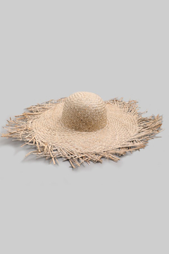 R+D Hipster Emporium  Straw Hat - Product List Image