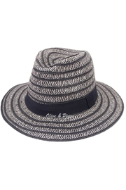 Olive & Pique Straw Panama Hat - Product Mini Image