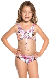 Maaji Swimwear Strawberry Cacique Bikini - Front cropped