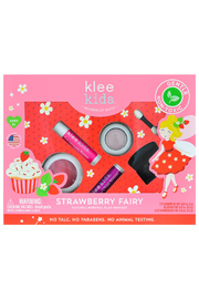 Klee Kids Strawberry Fairy Natural Mineral Play Makeup - Product Mini Image