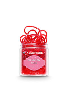 Candy Club Strawberry Laces - Alternate List Image