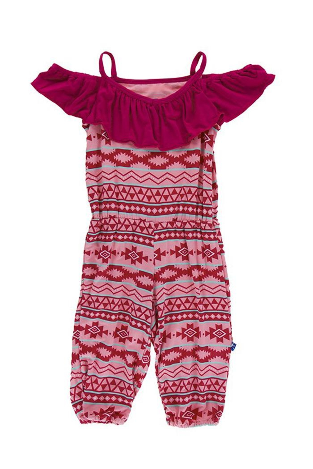 Kickee Pants Strawberry Mayan Jumper - Main Image