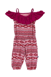 Kickee Pants Strawberry Mayan Jumper - Front cropped