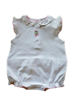 Kissy Kissy Strawberry Patch Sunsuit - Product List Image