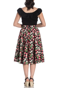 Hell Bunny Strawberry Sundae Skirt - Alternate List Image
