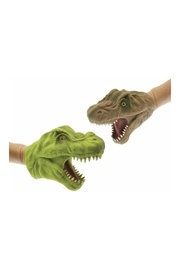 Streamline NYC Dinosaur Hand Puppet - Product Mini Image