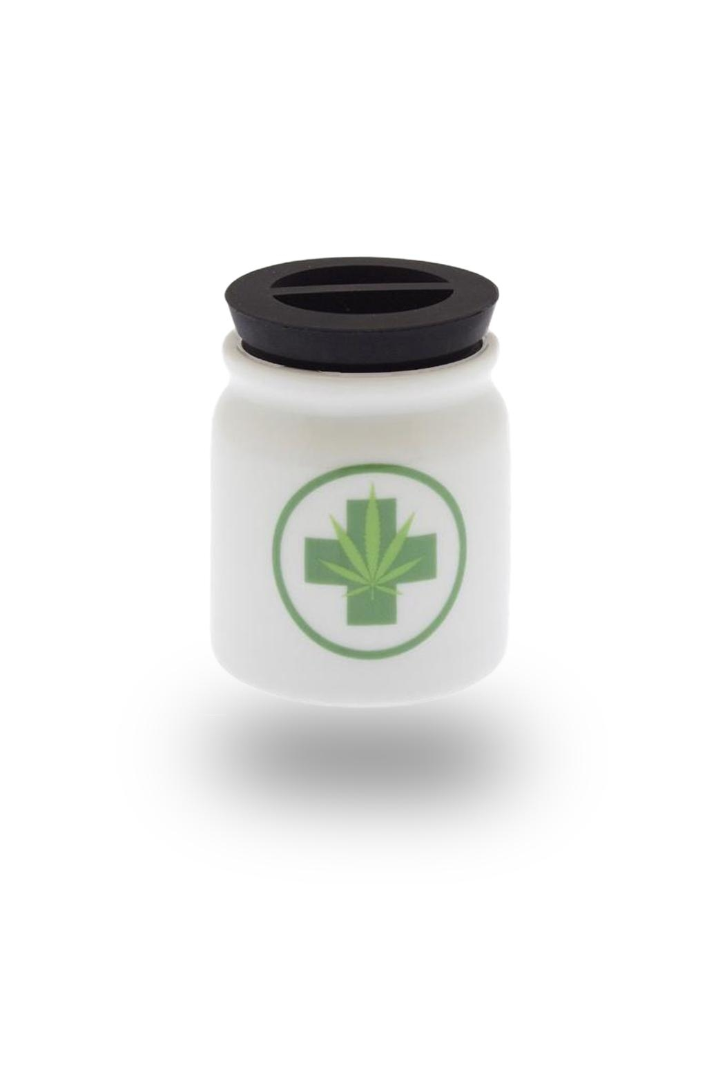 Streamline NYC Stash Jar - Front Cropped Image