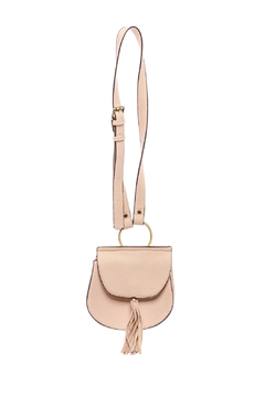 Shoptiques Product: Pink Shoulder Bag