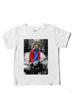 Shoptiques Product: Street Tiger Tee