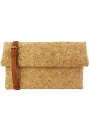 Street Level Cork Clutch - Product Mini Image