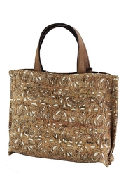 Street Level Cork Mini Tote - Product Mini Image