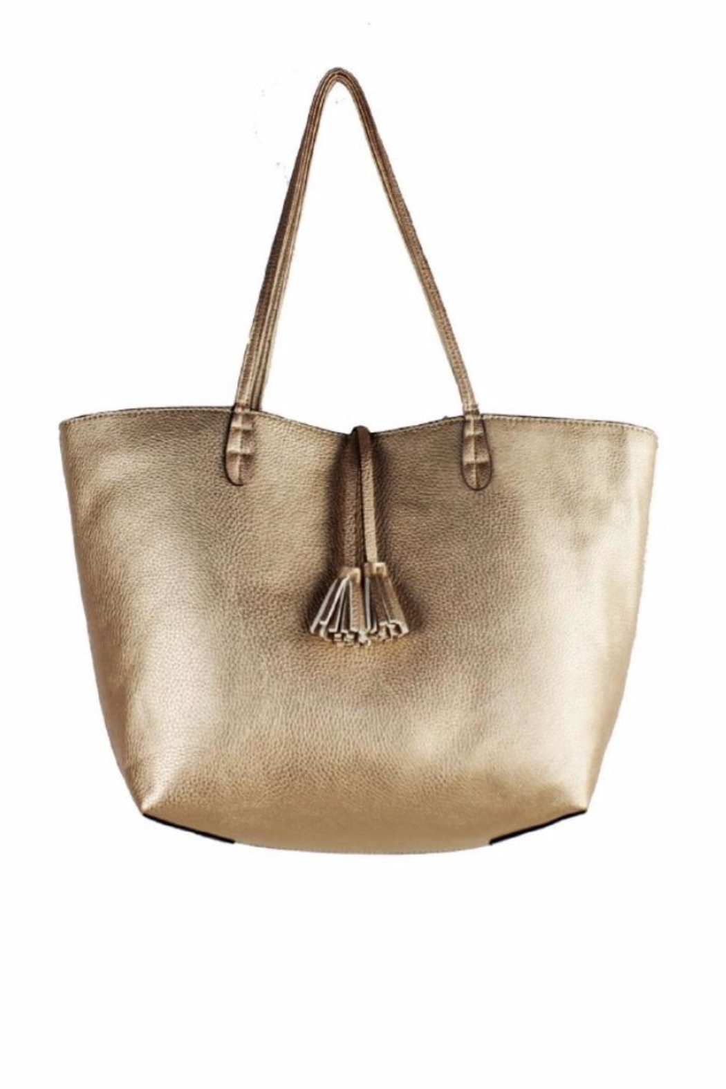Street Level Gold Reversible Tote - Main Image