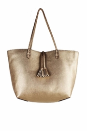 Street Level Gold Reversible Tote - Product Mini Image