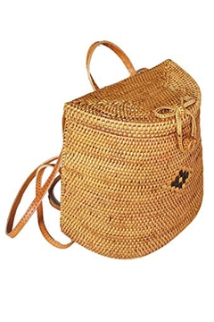 Street Level Langi Rattan Backpack - Alternate List Image