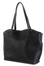 Street Level Laser Cut Tote - Product Mini Image