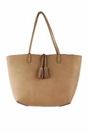 Street Level Natural Tote - Product Mini Image