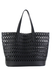 Street Level Perforated Large Tote - Product Mini Image