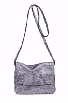 Street Level Pewter Metallic Minibag - Alternate List Image