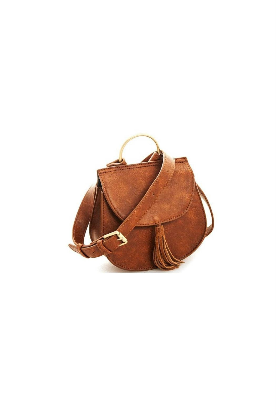 Street Level Ring Handle Crossbody - Side Cropped Image