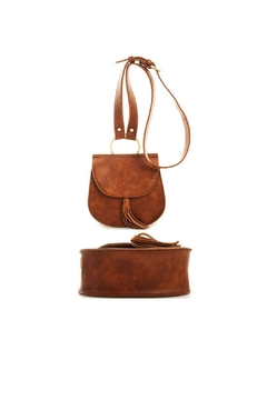 Street Level Ring Handle Crossbody - Alternate List Image